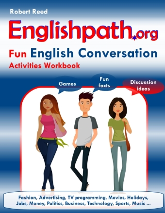 English Conversation Book for High school students