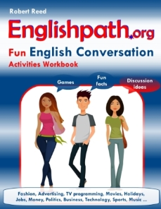 English conversation book for high schools